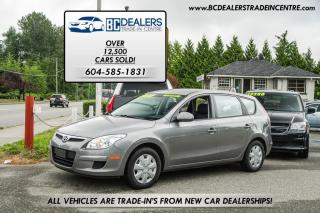 Used 2011 Hyundai Elantra Touring L, Low 124,000 km's, Wagon, Rare, No Accidents! for sale in Surrey, BC