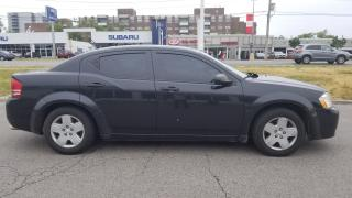 Used 2009 Dodge Avenger SE for sale in Scarborough, ON