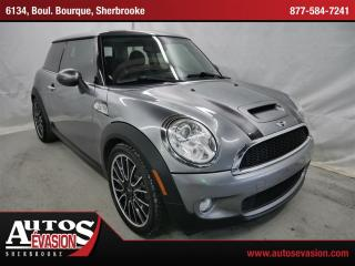 Used 2007 MINI Cooper S Toit Pano + Mags 18 for sale in Sherbrooke, QC