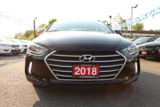 Used 2018 Hyundai Elantra GLS/SUNROOF/BACKUP CAM/ACCIDENT FREE for sale in Brampton, ON