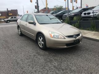 Used 2003 Honda Accord EX for sale in York, ON