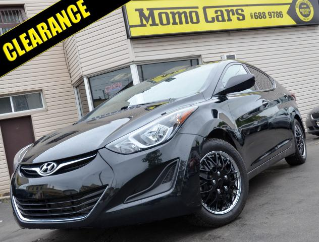2016 Hyundai Elantra Manual! Heated seats! Only$93/Bi-weekly!
