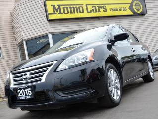 Used 2015 Nissan Sentra SV!Backup Camera!Heatedseats!Only $119/Bi-weekly! for sale in St Catharines, ON