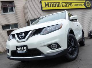Used 2015 Nissan Rogue S!BackupCam!Heated seats!Only$145/Bi-weekly! for sale in St Catharines, ON