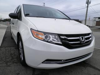 Used 2016 Honda Odyssey SE 8 PASS-BACK UP CAMERA for sale in Brampton, ON