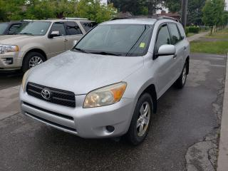 Used 2007 Toyota RAV4 BASE for sale in Toronto, ON
