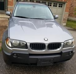 Used 2006 BMW X3 2.5i for sale in Ajax, ON