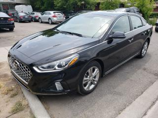 Used 2018 Hyundai Sonata SPORT for sale in Toronto, ON