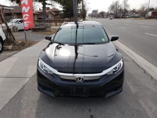 Used 2017 Honda Civic EX, SUNROOF for sale in Toronto, ON