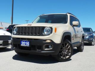 Used 2016 Jeep Renegade 75th Anniversary for sale in Midland, ON