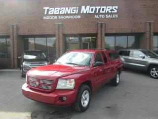 Used 2008 Dodge Dakota SXT  | CREW CAB | JUST TRADED IN | SOLD AS-IS for sale in Mississauga, ON