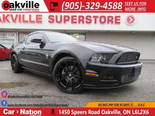 Used 2014 Ford Mustang V6 PREMIUM   LTHR   HTD SEATS   SHAKER SOUND1 for sale in Oakville, ON