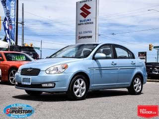 Used 2009 Hyundai Accent L ~Alloy Wheels ~Fog Lights for sale in Barrie, ON