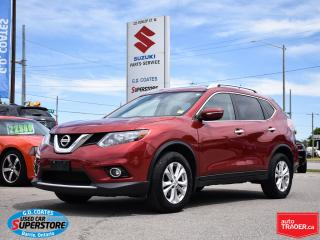 Used 2014 Nissan Rogue SV AWD ~Heated Seats ~Backup Cam ~Panoramic Roof for sale in Barrie, ON