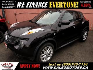 Used 2014 Nissan Juke SV| HEATED SEATS|LOW KM'S|TEST DRIVE TODAY for sale in Hamilton, ON