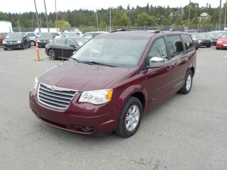 Used 2008 Chrysler Town & Country TOURING for sale in Burnaby, BC