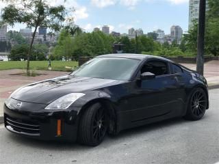 Used 2006 Nissan 350Z SP MANUAL,NO ACCIDENT,LOW KM,MINT CONDITION for sale in Vancouver, BC