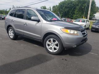 Used 2007 Hyundai Santa Fe LEATHER 139K SAFETIED GLS 5Pass for sale in Madoc, ON