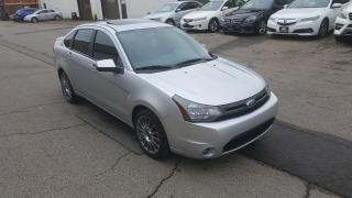 Used 2010 Ford Focus SES for sale in Burlington, ON