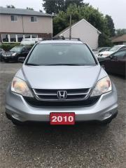 Used 2010 Honda CR-V LX for sale in Hamilton, ON