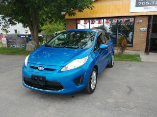 Used 2012 Ford Fiesta SE for sale in Barrie, ON