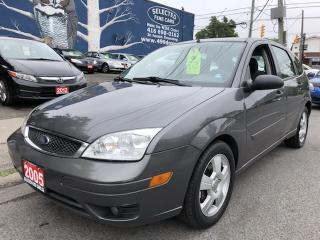 Used 2005 Ford Focus SES for sale in Scarborough, ON