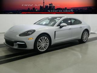 Used 2017 Porsche Panamera 4S|NAVI|BACK-UP|PANO ROOF|SPORTS CHRONO for sale in North York, ON