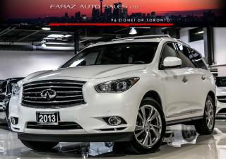 Used 2013 Infiniti JX35 TECH|NAVI|TOW PKG|360 CAM for sale in North York, ON