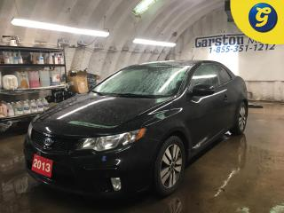 Used 2013 Kia Forte Koup EX*POWER SUNROOF*PHONE CONNECT*HEATED FRONT SEATS*KEYLESS ENTRY*CLIMATE CONTROL*CRUISE CONTROL*POWER WINDOWS/LOCKS/MIRRORS*FOG LIGHTS* for sale in Cambridge, ON