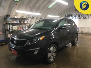 Used 2014 Kia Sportage EX LUXURY*4WD*LEATHER*POWER PANORAMIC SUNROOF*BACK UP CAMERA*PHONE CONNECT*HEATED/COOLED FRONT SEATS*POWER DRIVER SEAT* for sale in Cambridge, ON