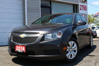 Used 2014 Chevrolet Cruze 1LT Full Option. Bluetooth. Non Accidents for sale in North York, ON