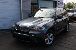 Used 2011 BMW X5 xDrive50i Navigation. Panoramic. for sale in North York, ON