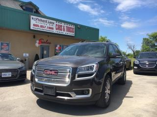 Used 2014 GMC Acadia SLT1 for sale in Bolton, ON