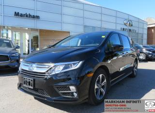 Used 2018 Honda Odyssey EX Sunroof, Power sliding doors, Camera for sale in Unionville, ON