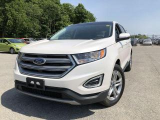 Used 2017 Ford Edge Titanium |Bluetooth|Sunroof|Navigation|Heated& Cooled Seats| for sale in Barrie, ON