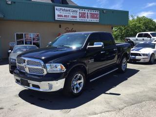 Used 2014 RAM 1500 Laramie for sale in Bolton, ON