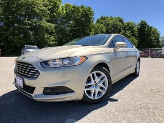Used 2015 Ford Fusion SE |Bluetooth|Navigation|Reverse Camera|Keyless Entry| for sale in Barrie, ON