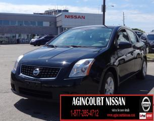 Used 2008 Nissan Sentra 2.0 |LOW KM|POWER LOCKS|POWER WINDOWS|AUXILIARY| for sale in Scarborough, ON