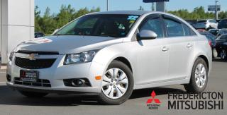 Used 2012 Chevrolet Cruze LT Turbo BACK UP CAM | REMOTE START | BLUETOOTH for sale in Fredericton, NB