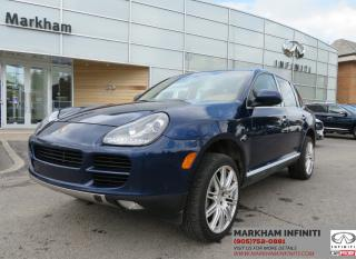 Used 2004 Porsche Cayenne ASIS Super Saver Luxury for sale in Unionville, ON