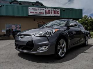 Used 2014 Hyundai Veloster Tech for sale in Bolton, ON