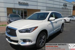 Used 2017 Infiniti QX60 AWD SUNROOF LEATHER HEATED SEATS BACK CAMERA for sale in Unionville, ON