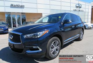 New 2017 Infiniti QX60 AWD for sale in Unionville, ON