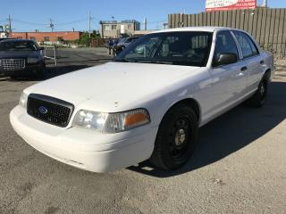 Used 2008 Ford Crown Victoria for sale in Montreal-nord, QC