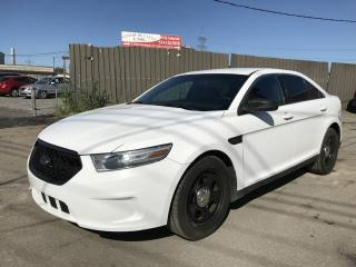 Used 2014 Ford Police Interceptor for sale in Montreal-nord, QC