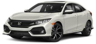 New 2018 Honda Civic Hatchback Sport HS CVT for sale in Scarborough, ON