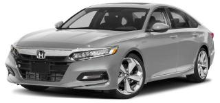 New 2018 Honda Accord Touring 2.0T Sedan 2.0T Touring 10AT for sale in Scarborough, ON