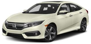 New 2018 Honda Civic Sedan Touring CVT for sale in Scarborough, ON