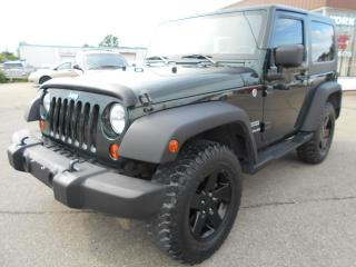 Used 2010 Jeep Wrangler SPORT for sale in Guelph, ON
