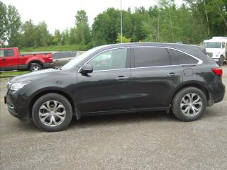 Used 2015 Acura MDX Nav Pkg for sale in Fenelon Falls, ON